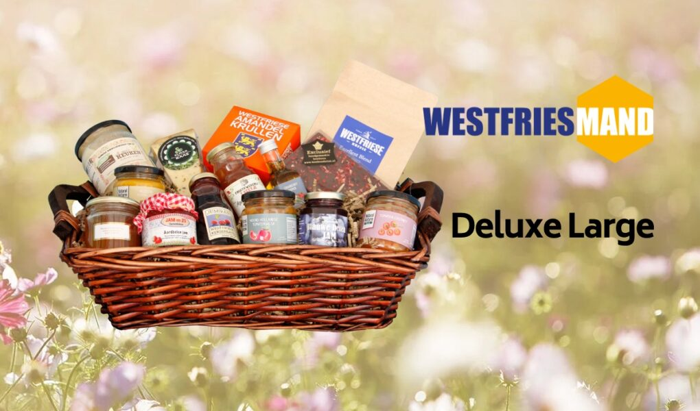 westfriesmand deluxe large